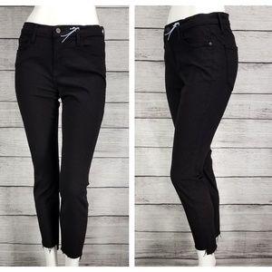 NWT Frame 28 Jeans Le Skinny de Jeanne Frayed hem